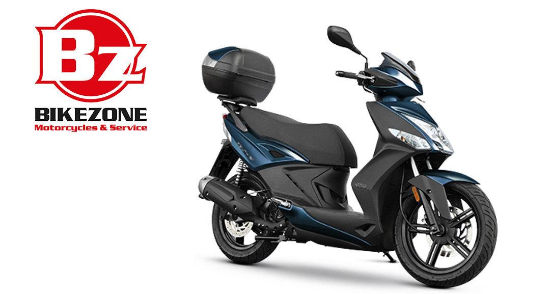 Agility 125i R16 Plus E5 - scooter kymco milano - bikezone milano