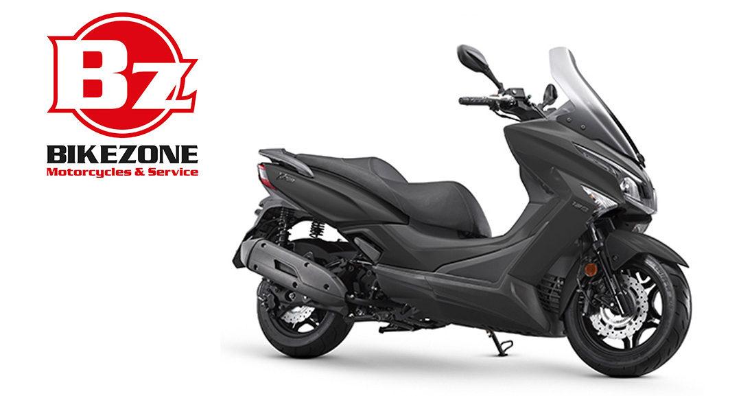 Kymco X-Town 125i CBS E5 - scooter kymco - bikezonew concessionria milano