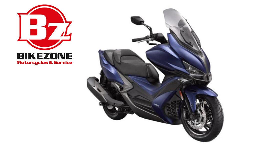 Xciting 400i ABS E4 kymco scooter - bikezone concessionaria moto milano