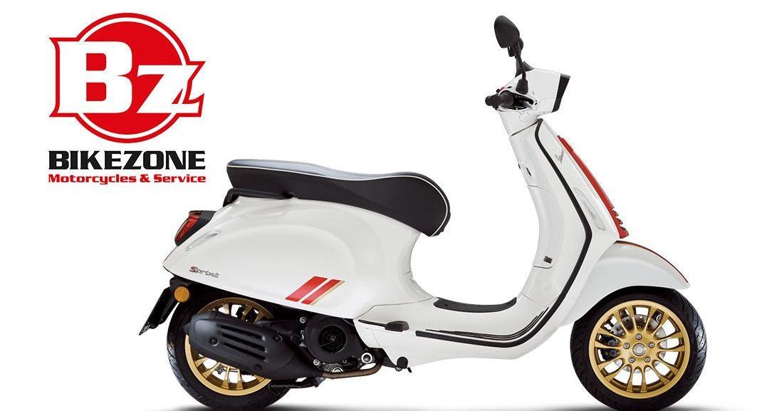 Sprint 50 Racing Sixties Euro 5 -milano- bikezone