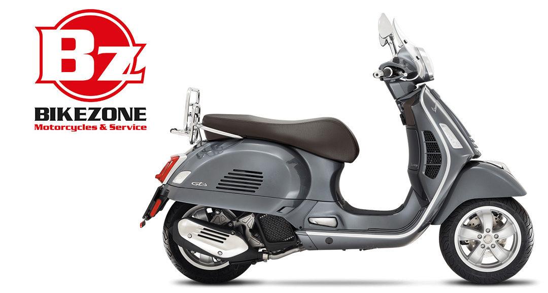 Vespa GTS 125 Touring Euro 5vendita vespa milano - concessionaria vespa milano - bikezone milano