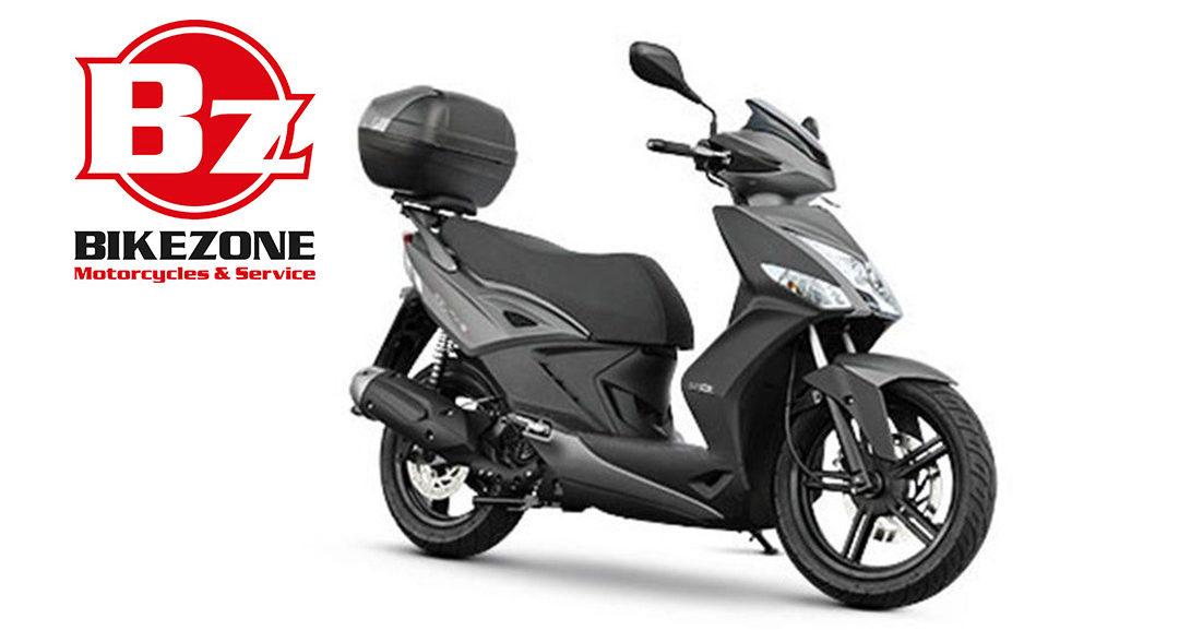 Agility 200i R16 PLUS E5 - bikezone milano - scooter kymco milano