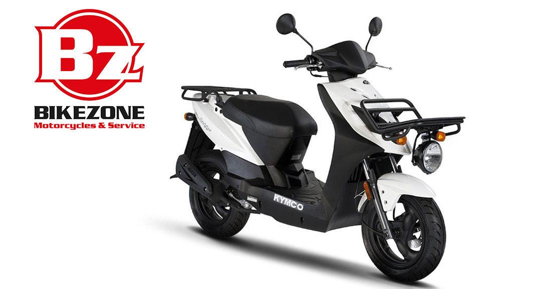 Agility 50 Carry E4kymco scooter - bikezone concessionaria moto milano