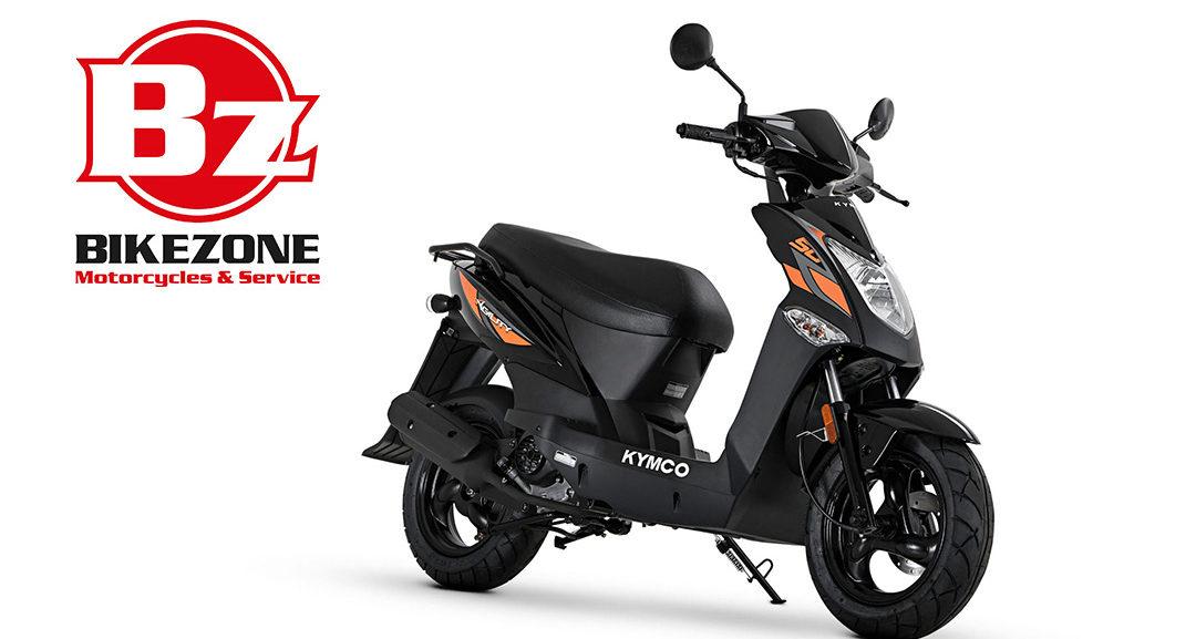 Agility 50 R12 E5kymco scooter - bikezone concessionaria moto milano
