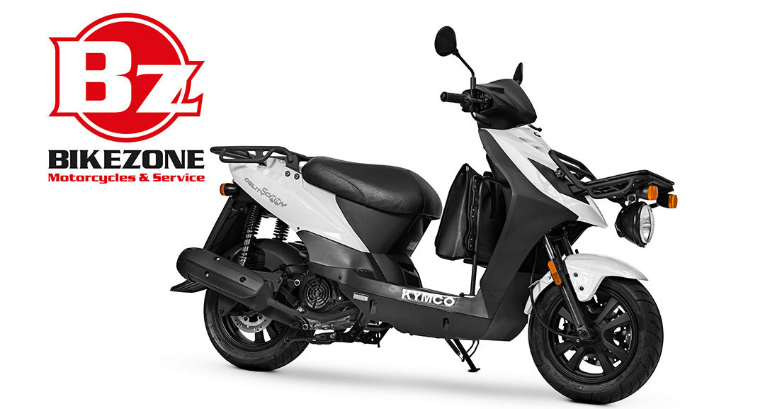 Agility Carry 125 Euro 5 - scooter kymco milano - bikezone milano