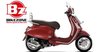 Vespa Primavera 125 Touring
