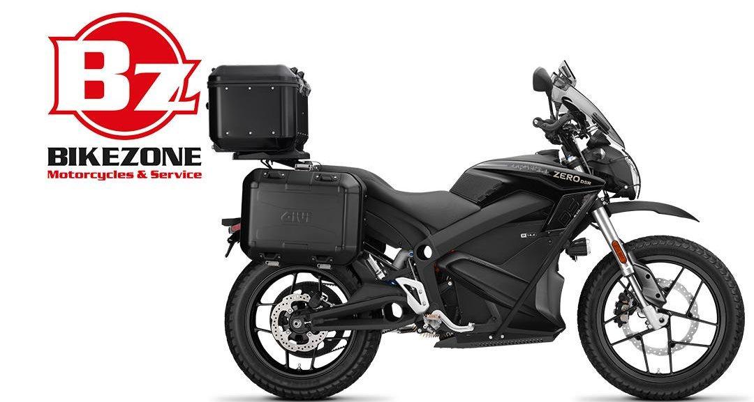 Zero Motorcycles DSR Black Forest