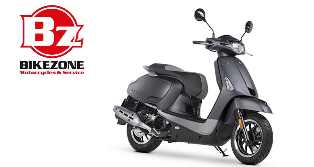 Kymco Like 125 Sport E5 - scooter kymco - bikezone milano