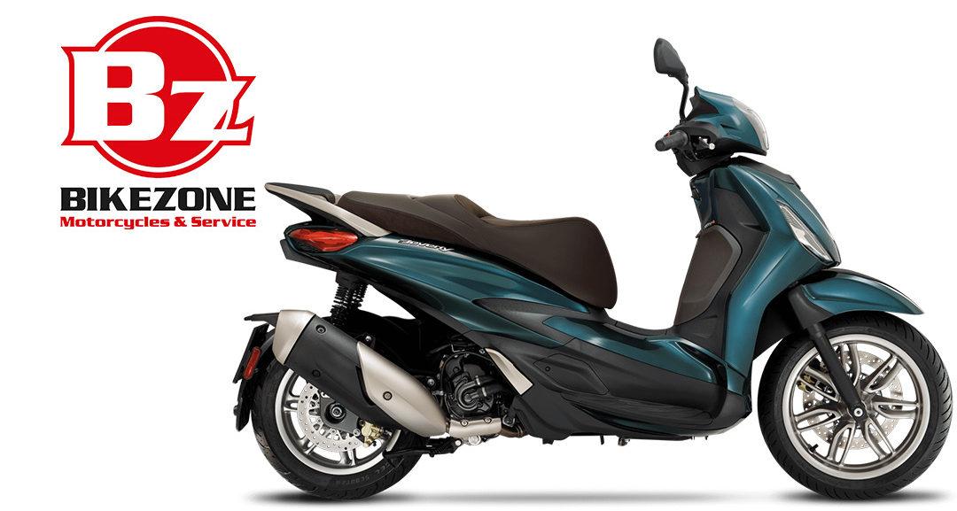 Piaggio New Beverly 300concessionaria Piaggio Milano - concessionaria scooter milano - vendita scooter Piaggio