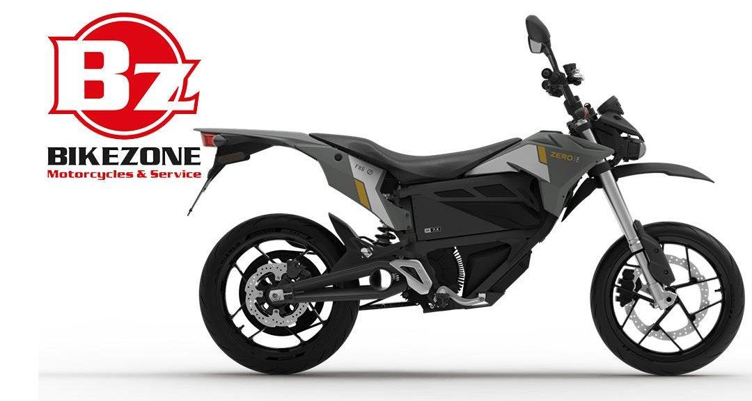 Zero Motorcyles FXS - moto elettrica milano - vendita moto elettriche