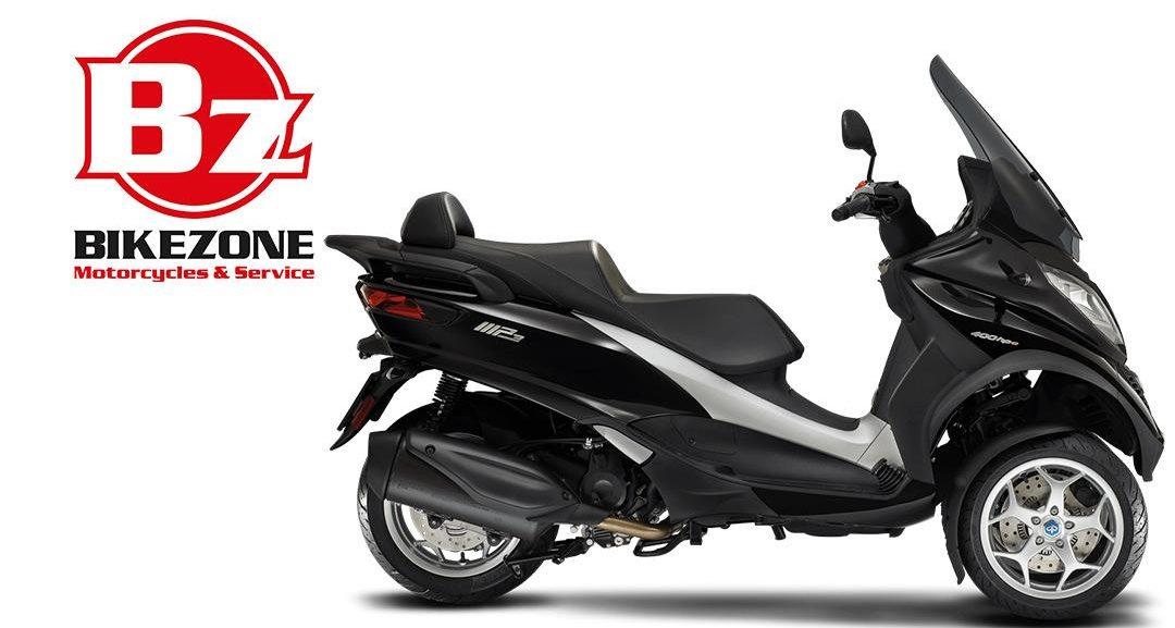 MP3 400 Euro 5 - bikezone milano - piggio mp3 milano